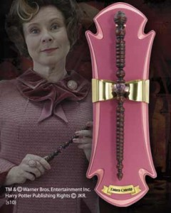 Różdżka Harry Potter - Dolores Umbridge