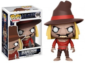 Figurka DC Comics POP! Scarecrow Batman Animated Series