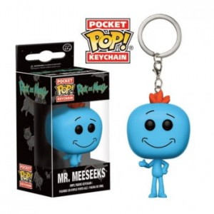 Brelok Rick And Morty POP! Mr. Meeseeks