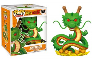 Figurka Dragon Ball Z POP! Shenron 15 cm