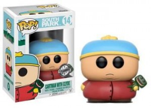 Figurka South Park POP! Cartman with Clyde Exclusive