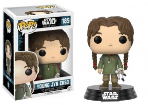 Figurka Star Wars Rogue One POP! Young Jyn Erso