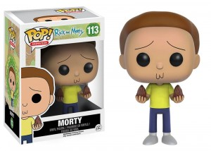 Figurka Rick and Morty POP!  Morty