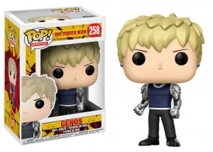 Figurka One Punch Man POP! Genos