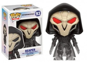 Figurka Overwatch POP! Smokey Reaper Exclusive