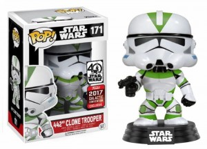 Figurka Star Wars POP! 442nd Clone Trooper Exclusive