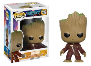 Figurka Guardians Of The Galaxy 2 POP! Groot Suited Exclusive