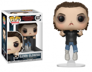 Figurka Stranger Things POP! Eleven Elevated