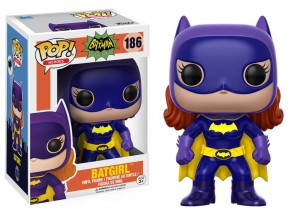 Figurka DC Comics POP! Batman 66 Batgirl