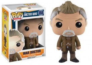Figurka Doctor Who POP! War Doctor