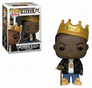 Figurka POP! Notorious B.I.G. Crown