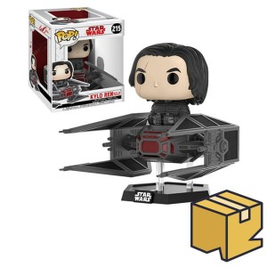 Figurka Star Wars POP! Kylo Ren Tie Fighter *