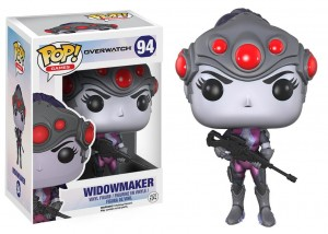Figurka Overwatch POP! Widowmaker