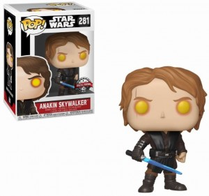 Figurka Star Wars POP! Dark Side Anakin Exclusive