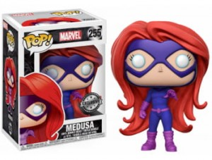 Figurka Marvel POP! Medusa Exclusive