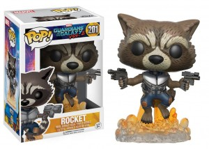 Figurka Guardians Of The Galaxy 2 POP! Rocket Blasting