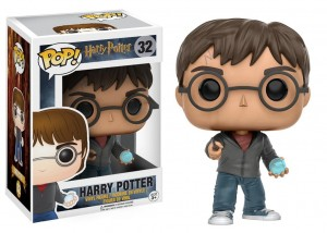 Figurka Harry Potter POP! Harry with Prophecy