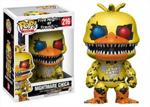Figurka Five Nights at Freddy's POP! Nightmare Chica