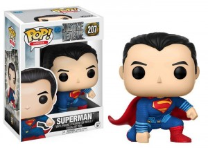 Figurka Justice League POP! Superman
