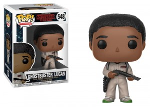 Figurka Stranger Things POP! Ghostbuster Lucas