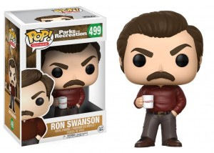 Figurka Parks and Recreation POP! Ron Swanson