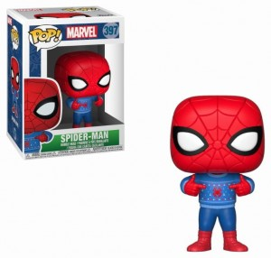 Figurka Marvel POP! Holiday Spider-Man