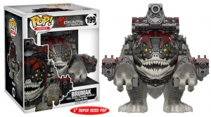 Figurka Gears Of War POP! Brumak 15 cm