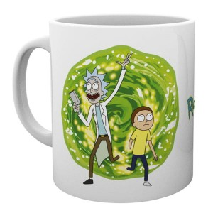 Kubek Rick and Morty