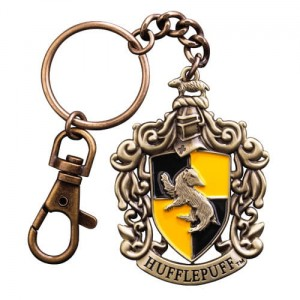 Brelok Harry Potter Hufflepuff