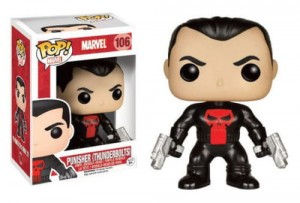 Figurka Marvel POP! Punisher Thunderbolts Exclusive
