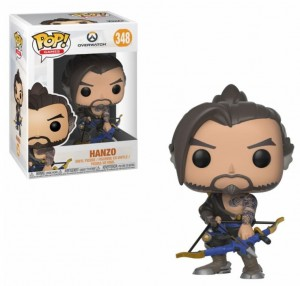 Figurka Overwatch POP! Hanzo