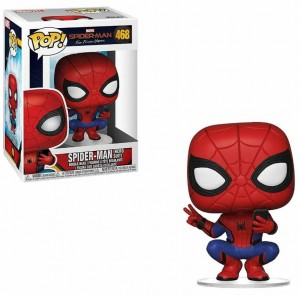 Figurka Spider-Man Far From Home POP! Spider-Man Hero Suit