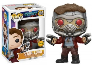 Figurka Guardians Of The Galaxy 2 POP! Star Lord Masked Chase