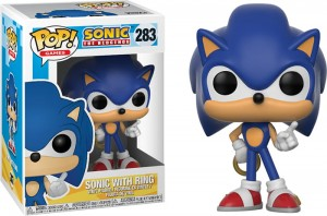 Figurka Sonic POP! Sonic with Ring