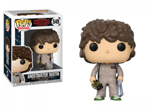 Figurka Stranger Things POP! Ghostbuster Dustin