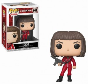 Figurka Money Heist POP! Tokio