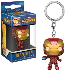 Brelok Avengers Infinity War Marvel POP! Iron Man
