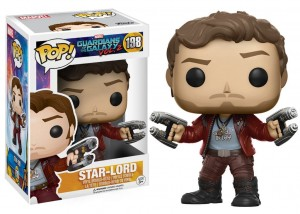 Figurka Guardians Of The Galaxy 2 POP! Star Lord