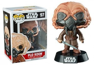 Figurka Star Wars POP! Plo Koon Exclusive