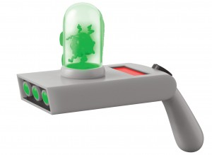Replika Rick and Morty Portal Gun