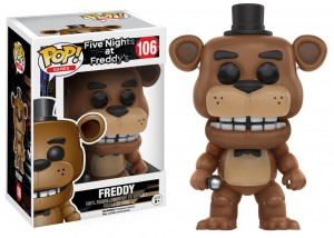 Figurka Five Nights at Freddy's POP! Freddy