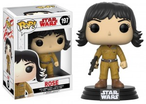 Figurka Star Wars Last Jedi POP! Rose
