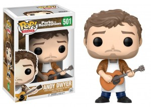 Figurka Parks and Recreation POP! Andy Dwyer