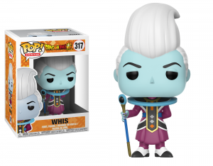 Figurka Dragon Ball Z POP! Whis