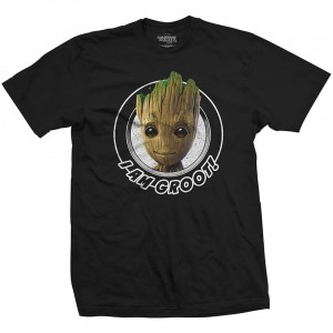 Koszulka Guardians Of The Galaxy I Am Groot
