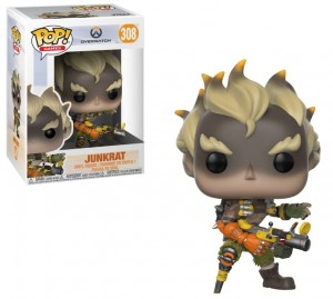 Figurka Overwatch POP! Junkrat