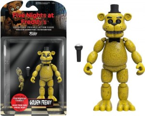 Figurka Five Nights at Freddys Funko Golden Freddy 13 cm