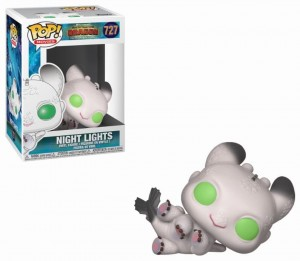 Figurka How To Train Your Dragon POP! Night Lights 2