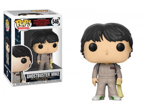 Figurka Stranger Things POP! Ghostbuster Mike