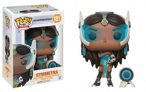 Figurka Overwatch POP! Symmetra